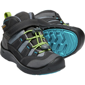 Keen Kids Hikeport WP Mid Shoes magnet/greenery